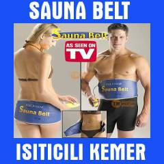 Termal Sauna Belt Kemeri G�bek Korsesi Band� 014