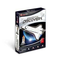 Space Shuttle Discovery 3d pazıl yeni