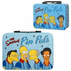 The Simpsons Pin Pals Lunchbox Beslenme �antas�