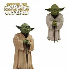 Star Wars Yoda Figure Bank Kumbara