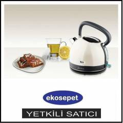 FAK�R GOLDiE RETRO TASARIM SU ISITICISI KETTLE