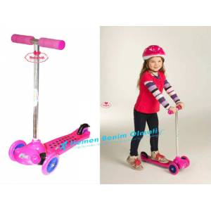 OZBOZZ TRAIL TWISTER SCOOTER 3 TEKERLEKL� FRENL�