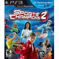 SPORTS CHAMPIONS 2 PS3 OYUN