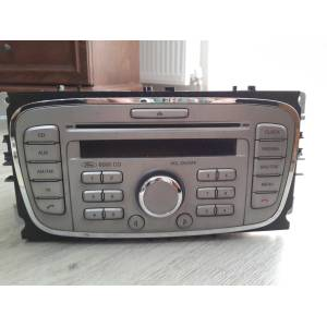 FORD FOCUS  6000 CD MODEL  CD �ALAR-RADYO