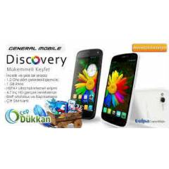 GENERAL MOBI�LE D�SCOVERY 16 GB