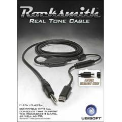 ROCKSMITH REAL TONE CABLE PC PS3 XBOX 360