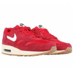 NIKE AIR MAX 1 ESSENTIAL GYM OCTOBER RED SAIL BL