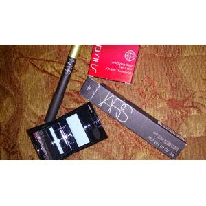 Nars queen kalem far ve shiseido gr222 far
