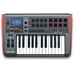 Novation Impulse 25 MIDI Klavye - 25 Tu�