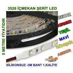�ER�T LED 3528 ��MEKAN - TEK ��PL� �ER�T LED 1MT