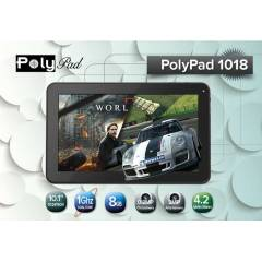 Poly Pad 1018 10.1' Android 4,2 8GB Tablet PC