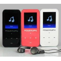 POWERWAY 4 GB �IK TASARIM RADYOLU MP4 PLAYER