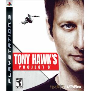 Tony Hawk's Project Ps3 Oyunu