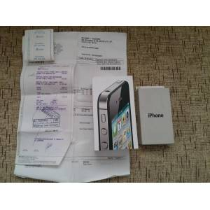 APPLE IPHONE 4S 16 GB CEP TELEFONU KUTUSUNDA