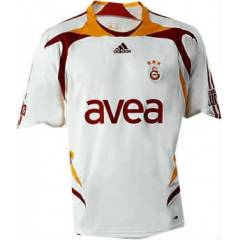GALATASARAY  L BEDEN  2007-08 SEZON FORMA