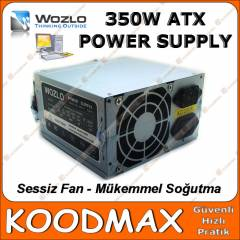WOZLO 350W Watt Power Supply PSU G�� Kayna��