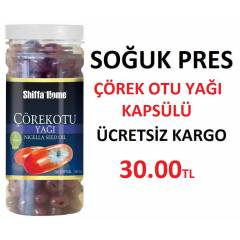 Shiffa Home ��rekOtu Ya�� 150 Softgel SO�UK PRES