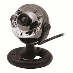 Inca Shiny Sh-5552 5Mp+6 Led Isikli Webcam