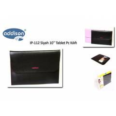Addison IP-112 Siyah 10 Tablet Pc K�l�f�