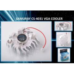 Evercool CS-4031 L�ks Kutulu Ekran Kart� Fan�