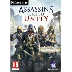 PC ASSASSIN'S CREED UNITY SPECIAL EDITION KUTULU