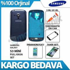 Samsung Galaxy S3 mini Full Kasa + �n Dok. Cam