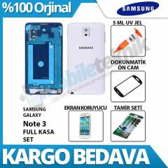 Samsung Galaxy Note 3 Full Kasa + �n Dok. Cam