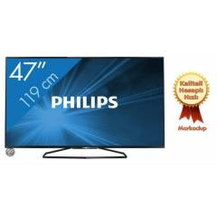 Philips 47PFK6109 47'' 120 Ekran 3D Smart Led TV