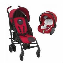 Chicco Lite Way Plus Duo Set travel