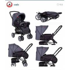 COALO 317 L�KS ��FT Y�NL� BEBEK ARABASI