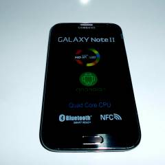 SAMSUNG GALAXY NOTE2-BLACK-16-GB