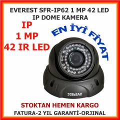 Everest SFR-IP62 42 Led 1 MP 4 MM Lens Ip Kamera