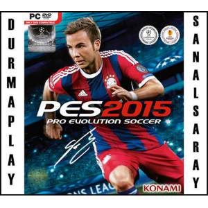 Pes 2015 Pro Evolution Soccer 2015 Steam CD Key