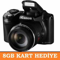 CANON SX510HS FULL HD 30X ZOOM Foto�raf Makinas�