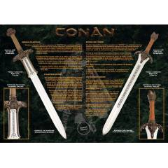 Conan Atlantean sword