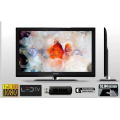 "Yumatu 20""(52cm) FULL HD USB SLIM LED TV + ASKI"