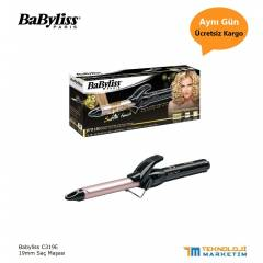 Babyliss C319E Sublime Touch 19mm Sa� Ma�as�