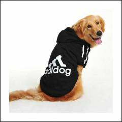 BLACK SWEATSHIRT  4 BIG DOGS ( K�pek k�yafeti)