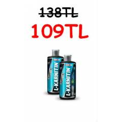 Hardline L-Karnitin 1000 ML 2 ADET
