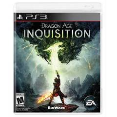 PS3 DRAGON AGE INQUISITION PS3 OYUN - STOKTA