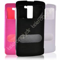 Lg L Bello K�l�f Flip Cover +2X Film