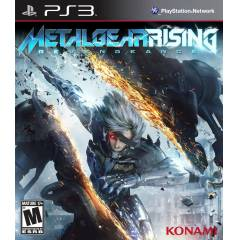 METAL GEAR RISING REVENGEANCE PS3 SIFIR