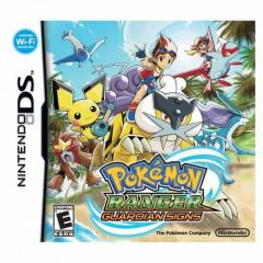 POKEMON RANGER GUARDIAN SIGNS DS OYUNU SIFIR