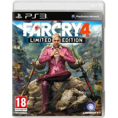 PS3 FAR CRY 4 FARCRY 4 L�M�TED ED�T�ON PS3 OYUN
