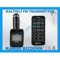 Ara� ��in Fm Transmitter MP3 Player �akmakl�k 03