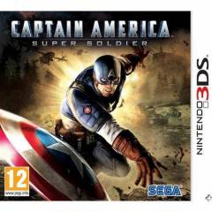 CAPTAIN AMERICA SUPER SOLDIER 3DS OYUNU SIFIR