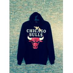 NEW! HOOD�E CH�CAGO BULLS SWEATSH�RT NBA obey