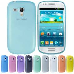 Samsung Galaxy S3 Mini Silikon K�l�f ince 0,2mm