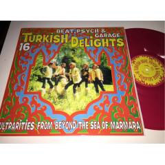 TURKISH DELIGHTS - HOLLANDA BASKI
