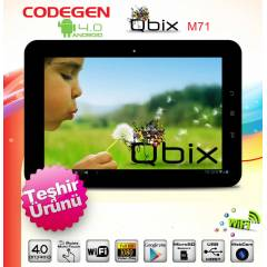Codegen Qbix M71 1GB 8GB Tablet PC Te�hir �r�n�
